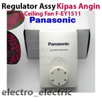 Regulator Assy Ceiling Fan Panasonic F-EY1511