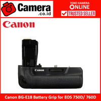 Canon BG-E18 Battery Grip for EOS 750D/ 760D