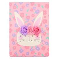 claire's club floral bunny mini makeup set