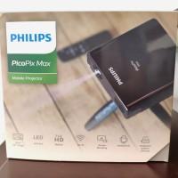 Philips Mini Projector PICOPIX Max PPX620 - Native Full HD LED DLP