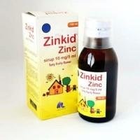 Zinkid Sirop 100 ml /Zinc/Diare bayi anak