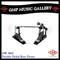 DW 3002 Series Double Bass Drum Pedal