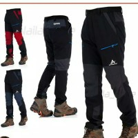 Celana Panjang Outdoor Hiking Adventure QuickDry Celana