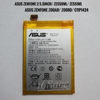 Baterai Batre Asus Zenfone 2 5.5inch ZE550ML ZE551ML Z00AD Z008D