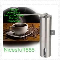 Gilingan Kopi Manual / Handy Coffee Grinder NEW