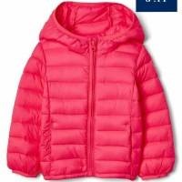 Jaket winter anak perempuan merk Gap sisa ekspor (pink)