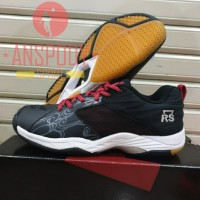 SEPATU BADMINTON RS JEFFER LIMITED BLACK