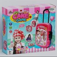 Mainan Cake Game Bisa dijadikan Trolley