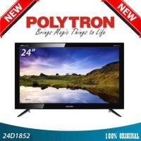 "LED Polytron 24D1852 (24"" USB HD TV)"