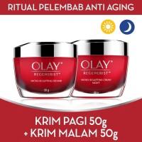 LEBIH HEMAT Olay Ritual Pelembab Anti Aging