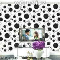 Wallpaper Dinding Bulat Modern VICTORY VC131-1 - 131-4
