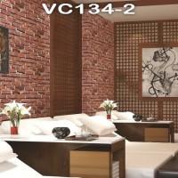 Wallpaper Dinding Batu Bata VICTORY VC134-1 - 134-4