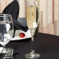Gelas Champagne Flute/Gelas Wine/Gelas Kaca/Gelas Bar/Champagne