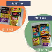 Paket 20K Snack Ulang Tahun Nabati