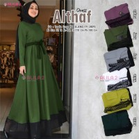 ALTHAF DRESS BEST SELLER / JUMBO LD 110 PB 140 / Ori by Alila