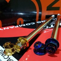 MURAH AS RODA PROBOLT VARIO 150 PCX STENLIS GOLD BLUE HENG