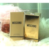 Original Parfum Moschino Fresh Couture Gold EDP 100ml Women
