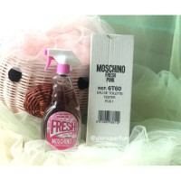 Original Parfum Moschino Fresh Couture Pink EDT 100ml Women (Tester)