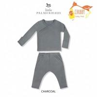 BARANG BERKUALITAS LITTLE PALMERHAUS - BABY KIMONO SET TOP