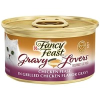 Fancy Feast Chicken Lovers in Gravy 85 gr