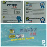 Kasur Busa Inoac Osaka Japanese uk 200x160x15 Garansi Pabrik 20 Tahun