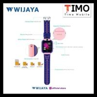 Jam Tangan Anak Pintar Smartwatch Sw Q12 | Anti Air