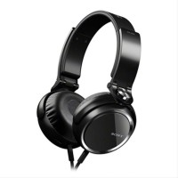 Sony Extra Bass Headphone MDR-XB250 - Hitam Trending