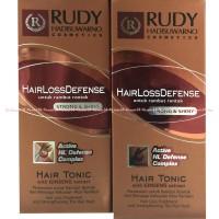 Rudy Hadisuwarno Hair tonic Gingseng hairloss rambut rontok 200ml