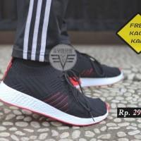 * Sepatu Adidas Sport New Nmd Japan Primknite Original
