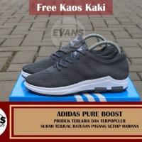 * Sepatu Adidas Pure Boost Original New Sport Murah