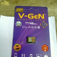 HP Handphone VGEN 16GB KARTU MEMORI V-GEN Murah