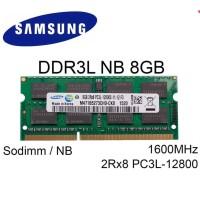 Terlaris PREMIUM MEMORY SAMSUNG SODIMM NB DDR3L 8GB DDR3 8 GB PC12