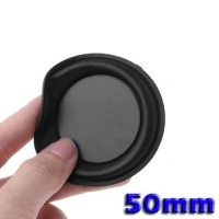 2 Pcs Woofer Vibration Membrane 50mm Bass Radiator Passive Speaker DIY