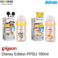 Pigeon Disney Edition 160ml PPSU SofTouch Baby Bottle Botol Susu Bayi