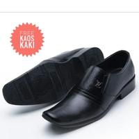 Sepatu Pantopel Pria Formal Kerja Kulit Asli Murah Berkualitas E073