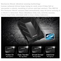 External Hardisk ADATA HD710 PRO-Black 4TB-Garansi Resmi 2 Tahun