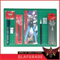 Tools Gundam Pemula Starter Lengkap -Tools for Gunpla ( COMPLETE Set)
