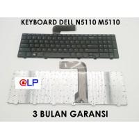Keyboard Dell N5110 M5110 Black