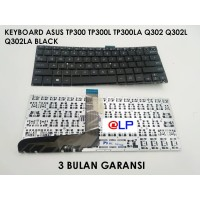Keyboard Asus TP300 TP300L TP300LA Q302 Q302L Q302LA Black