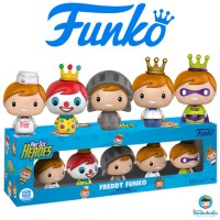 Funko Mystery Pint Size Heroes - Freddy Funko (5-Pack) (Exclusive)