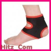 Sport Brace Ankle Support Pelindung Engsel Kaki Black