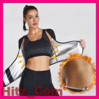 Vansydical Rompi Korset Pelangsing Hot Shaper Push Up Slimming Vest