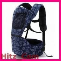 Tas Gendong Bayi Mummy Bag 4 6 Bulan Navy Blue
