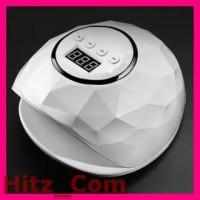 XIXI Pengering Kutek Kuku UV LED Nail Dryer 72W LJ F6 W White