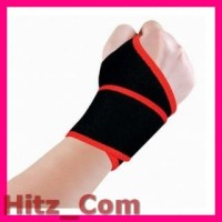 TONQUU Pelindung Tangan Olahraga Fitness Wristband Strap Support A 7