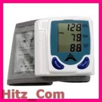 Taffware Alat Pengukur Tekanan Darah JZK B02 White