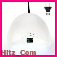 SUNUV SUN1 Pengering Kutek Kuku UV LED Nail Dryer 48W White