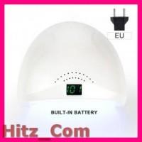 SUNUV SUN1 Pengering Kutek Kuku UV LED Nail Dryer 48W with Rechargeabl