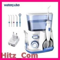 Waterpulse Dental Flosser Alat Semprot Pembersih Gigi 800ml V300 B