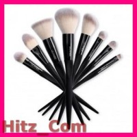 UCANBE Brush Make Up 8 Set Black